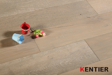 K1508-Light color oak engineered flooring at Kentier